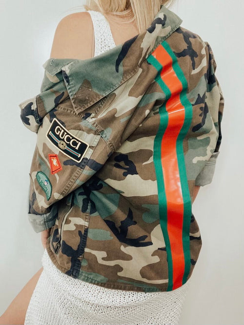 Vintage G-Thang Camo Jacket - The OG