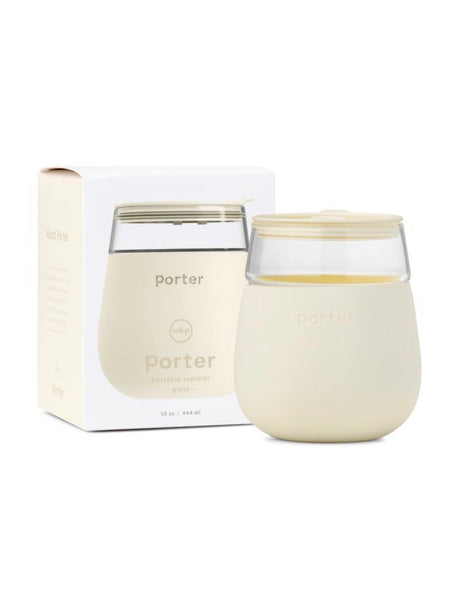Porter Glass Cup