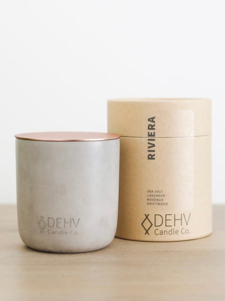 DEHV Standard Candle - Riviera