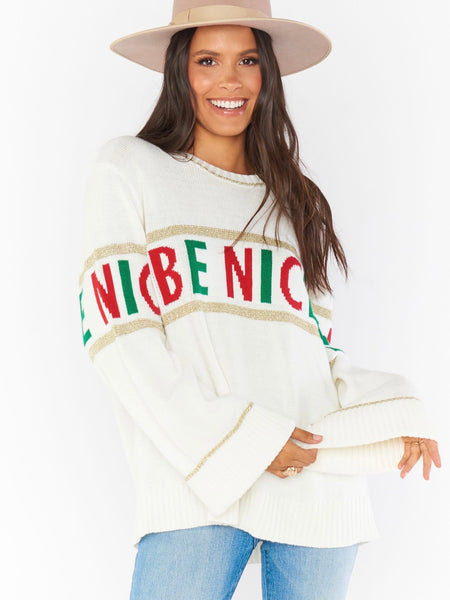 Andes Sweater