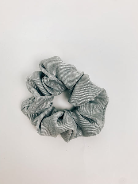 Ribbed Scrunchie