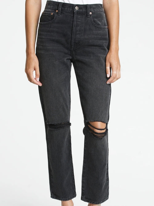 Keaton High Rise Denim