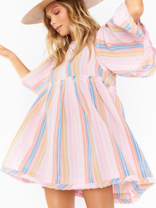 Brooks Babydoll Dress