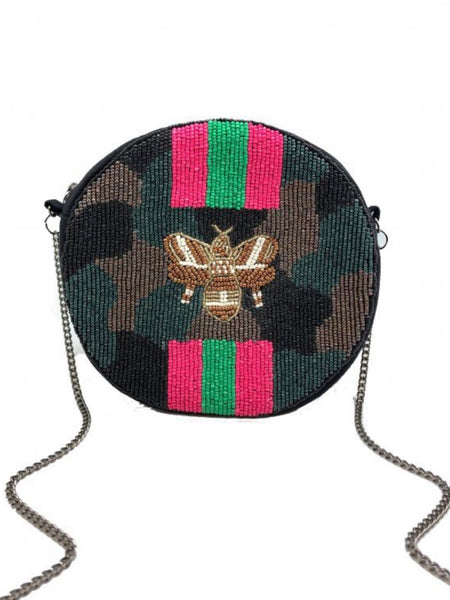 Serape Eye Mask