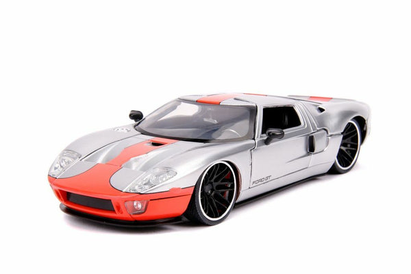 Jada - 2005 Ford GT Raw  - BigTime Muscle