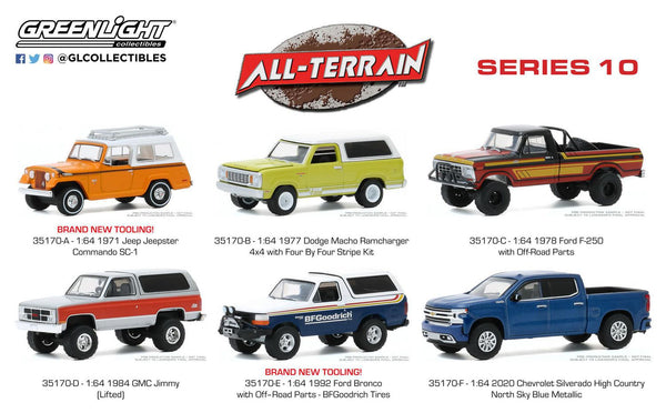 Greenlight All-Terrain Series 10