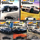 Hot Wheels Premium Fast and Furious Series - EURO FAST