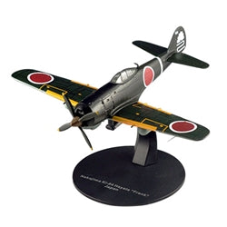 "DeAgostini - Japanese Army Nakajima Ki-84 Hayate ""Frank"" Fighter - WW2 Fighter Plane"