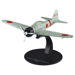 "DeAgostini - Japanese Navy Mitsubishi A6M2B ""Zero"" Model 21 Fighter  - WW2 Fighter Plane"
