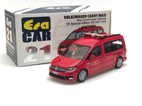 ERA Car - Volkswagen Caddy Maxi - Fire Command Vehicle