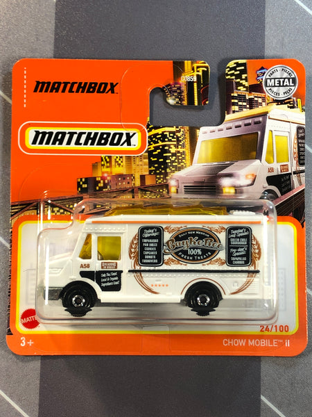 Matchbox Mainline - Chow Mobile 2