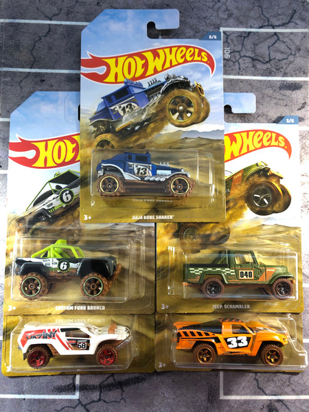 Hot Wheels Mainline Special Edition Offroad