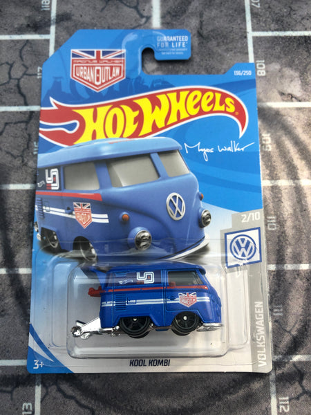 Hot Wheels - Kool Kombi - Volkswagen