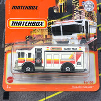 Matchbox Mainline - Hazard Squad