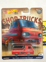 Hot Wheels Car Culture Shop Trucks