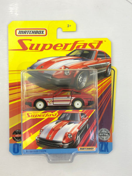 1962 Datsun 280ZX - Matchbox Superfast