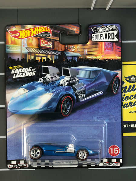 Hot Wheels Boulevard - Twin Mill