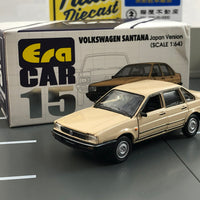 ERA Car - Volkswagen Santana Japan Version - beige