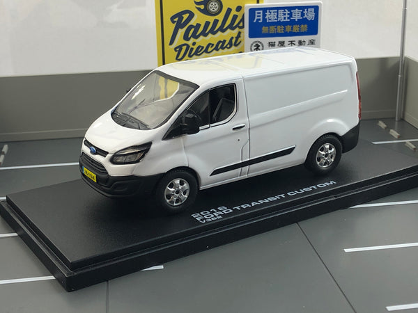 Greenlight 2016 Ford Transit Custom 1:43