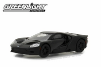 Greenlight 2017 Ford GT - Black Bandit