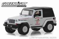 "Greenlight - 2012 Jeep Wrangler ""Off Road Adventures"""