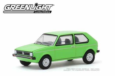 Greenlight - 1975 Volkswagen Rabbit