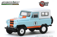 Greenlight - 1966 Nissan Patrol GULF