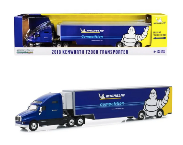 Greenlight - Kenworth T2000 Michelin Transporter
