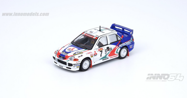 Inno64 - Mitsubishi Lancer Evolution III #7 - Australia Rally 1996