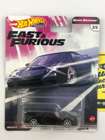 Hot Wheels Fast and Furious Premium - Quick Shifters Mix