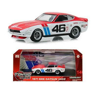 Greenlight 1971 BRE Datsun 240z 1:43