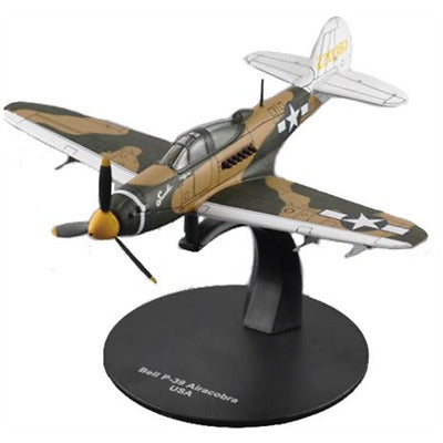 DeAgostini - Bell P-39 Airacobra US Army Fighter - WW2 Fighter Plane