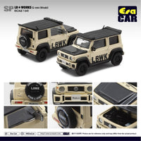 Mini GT - Honda Civic Type R - HKS