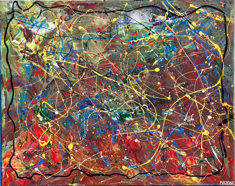 Pollock-Richter Project© Collection