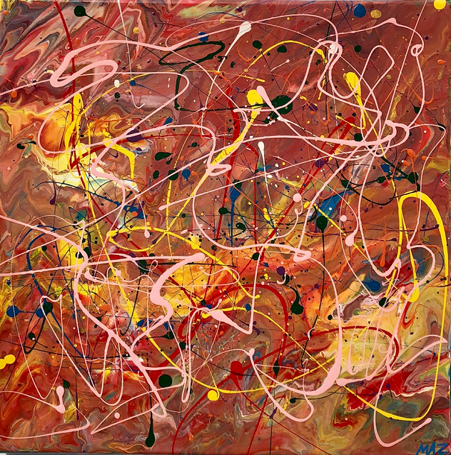 Pollock-Richter Project© (#431)