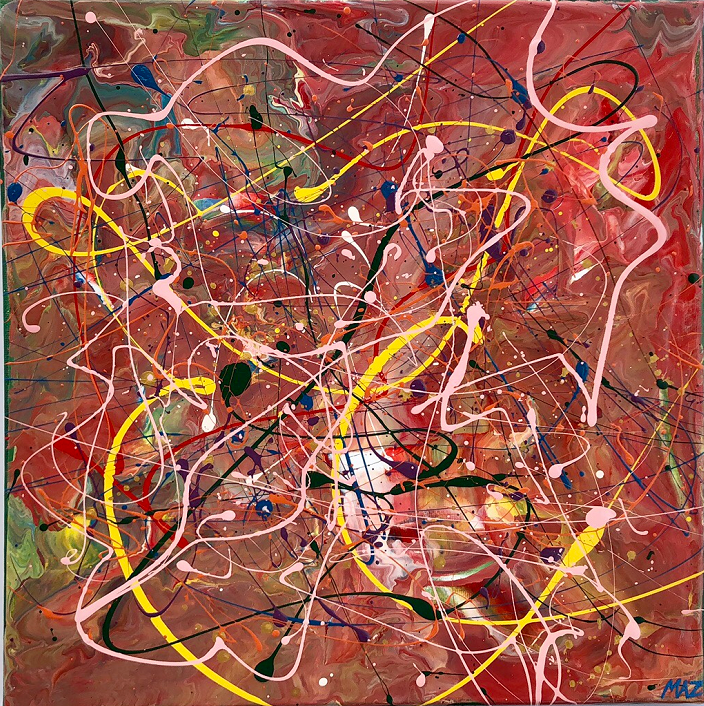 Pollock-Richter Project© (#432)