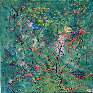 Pollock-Richter Project© (#440)