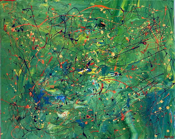 Pollock-Richter Project© (#10)