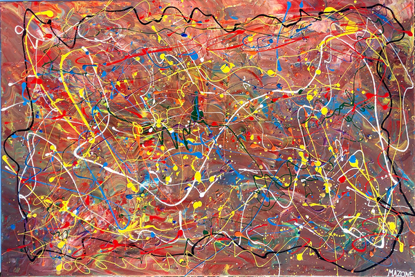 Pollock-Richter Project© (#11)