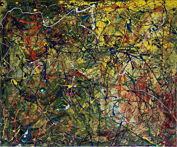 Pollock-Richter Project© (#3)