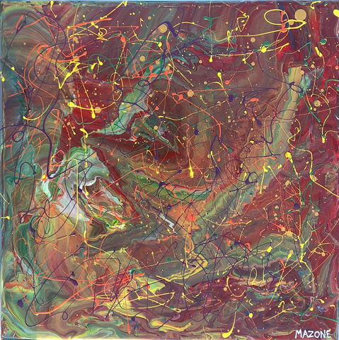 Pollock-Richter Project© (#423)