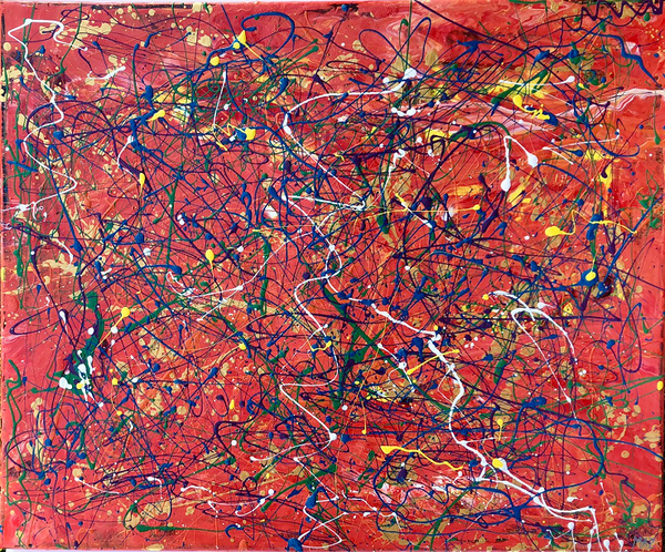 Pollock-Richter Project© (#7)