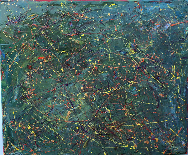 Pollock-Richter Project© (#8)
