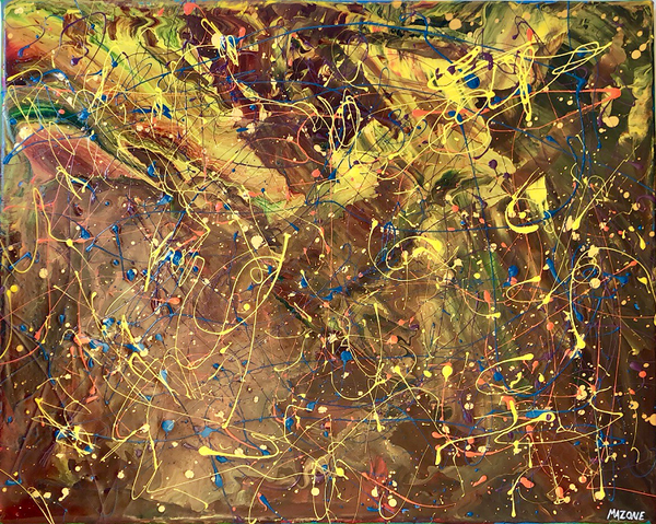 Pollock-Richter Project© (#9)