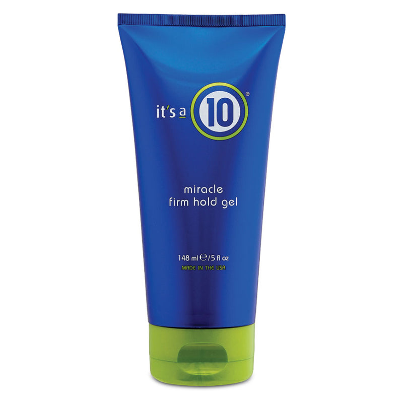 It's a 10 Miracle Firm Hold Styling Gel 148ml