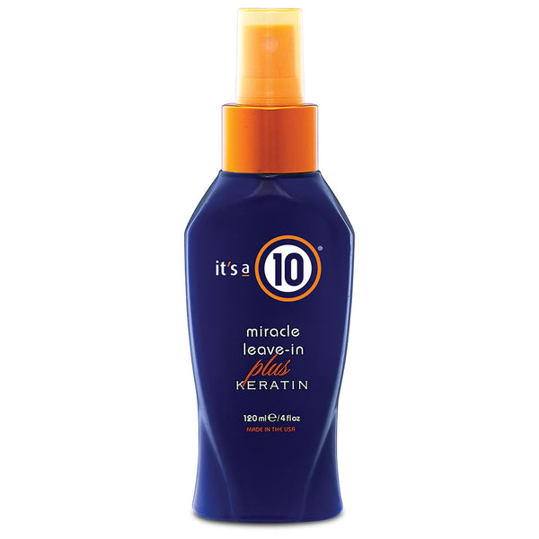 It's a 10 Miracle Leave In Keratin 120ml