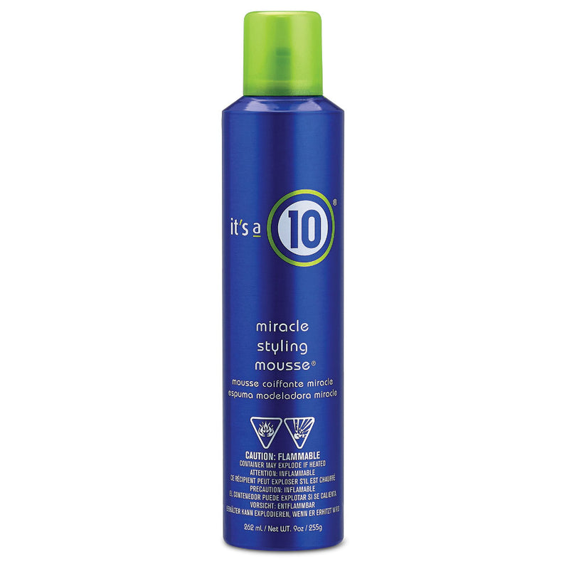 It's a 10 Miracle Styling Mousse 262ml