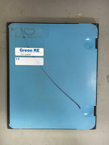 10in x 12in Green RE Cassette, 400 Speed Screen