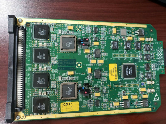 Philips Elscint Marconi 7180 GI Card 47071800628/E