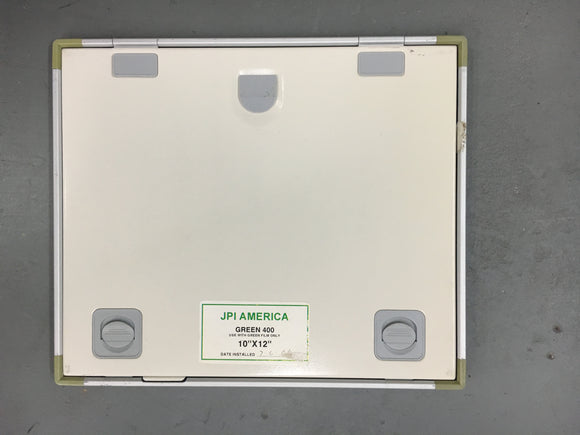 JPI America 10in x 12in Cassette, Green 400 Screen